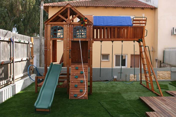 בתי עץ לילדים הרכבת קיטים