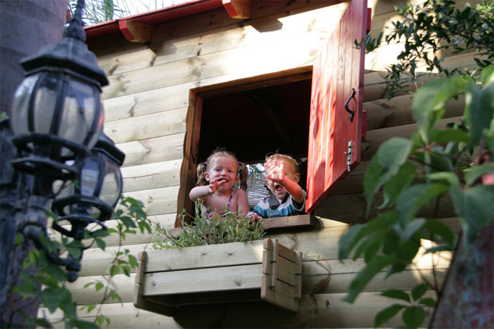 בתי עץ לילדים צמרת