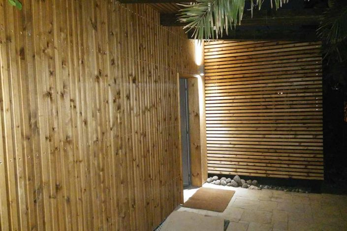 חיפוי קירות חיצוני או פנימי - דקולה