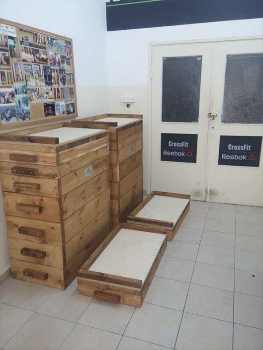 בניית ציוד לחדרי כושר